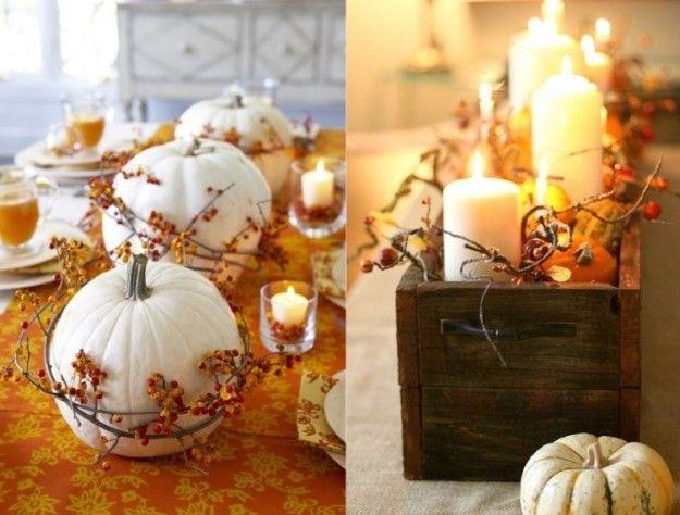 Decorare casa in autunno: tante idee creative