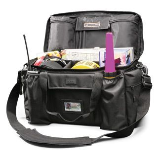 """This is the basic """"patrol bag"""" I remember Hatch making the first one. There are many versions of this size/type. I think Galls even has their own brand for less. 5.11 Tactical Patrol Ready Gear Bag"""