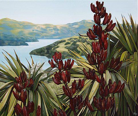 kirsty nixon nz landscape artist