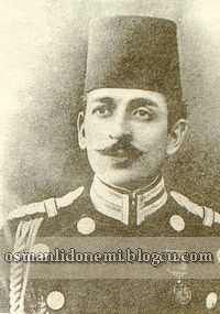 Osmanlı Hanedan Fotoğrafları Abdulhamid II -OĞLU Abdulkadir Efendi-1878-194?