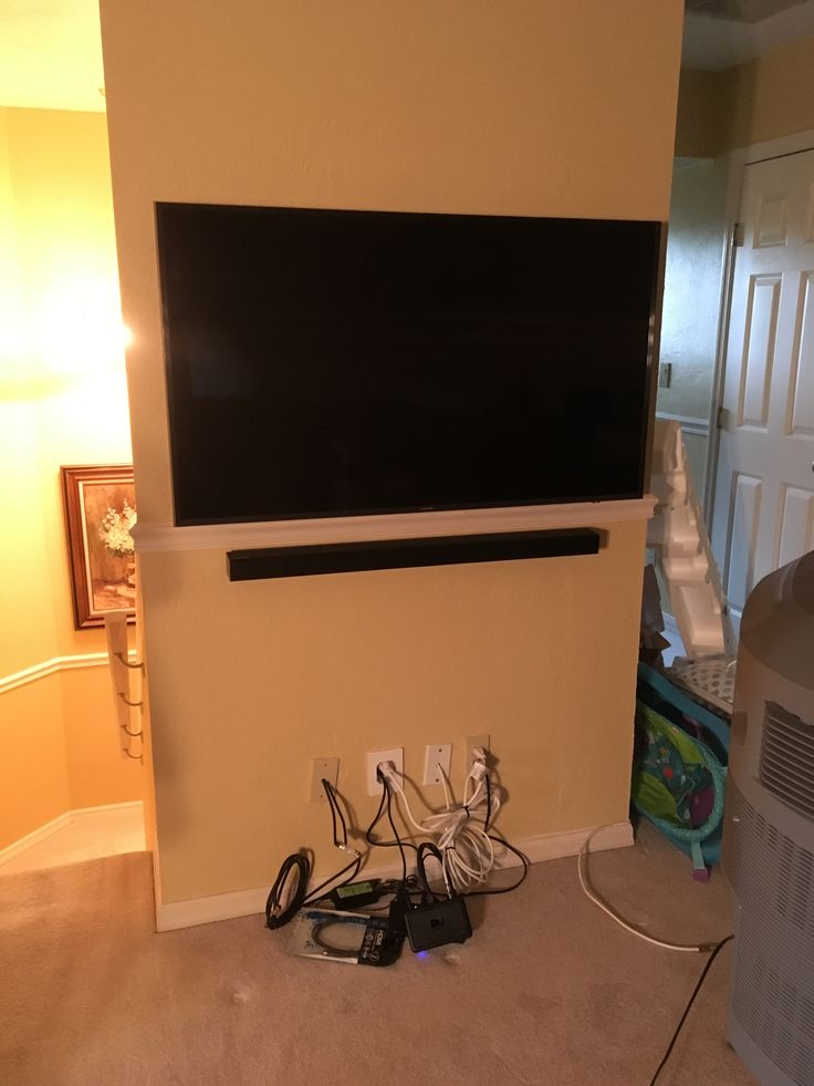 samsung tv 82 inch. tv mounting fits perfectly in this spot. it\u0027s a 50 inch samsung with tv 82 h