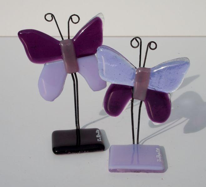 lilla glassommerfugle små
