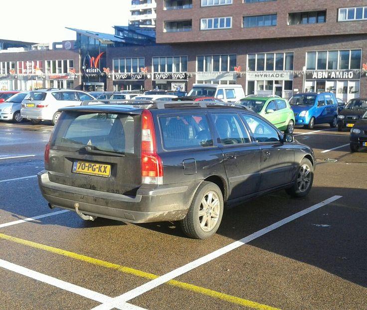 Dirty Volvo