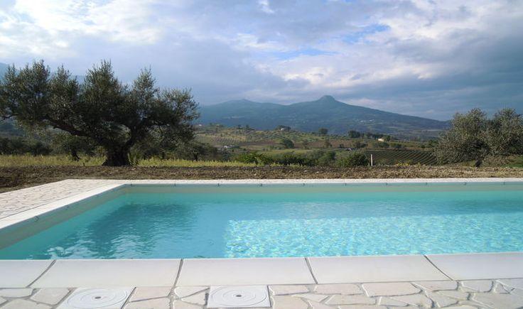 De Marken- Vicoli- mooi vakantie huis (7pers) en goede prijs ( circa 1000 euro / week hoogseizoen)