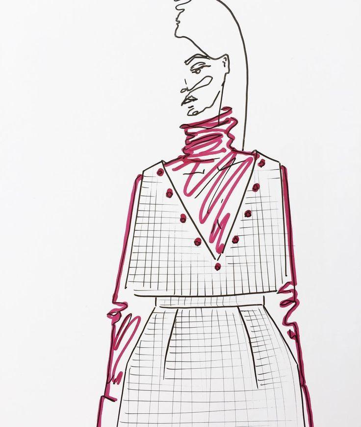 Fashion Illustration by ANHET