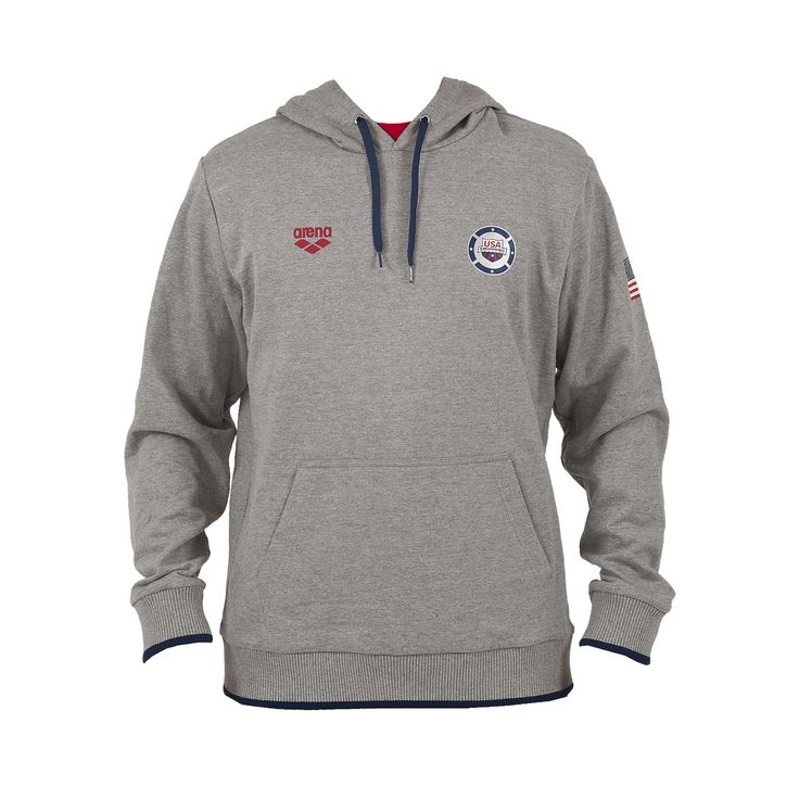 USA Swimming Pullover Hoodie
