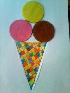 ice cream craft ideas for preschoolers 16 best ice craft idea images on 7794