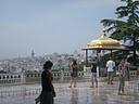 Topkapi - vue depuis le palanquin de rupture du jeûne.