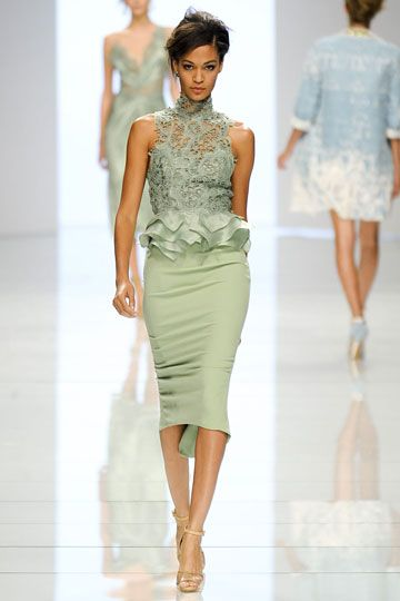 Ermanno Scervino: Style, Runway, Outfit, 2012 Fashion, Scervino Spring, Ermanno Scervino, Milan Spring, Spring 2012, 2012 Rtw