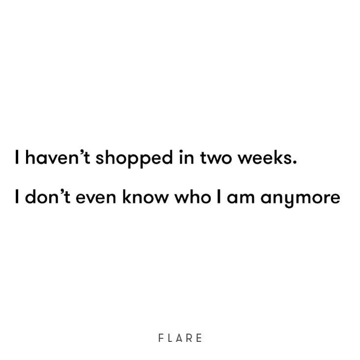 #Shopaholic? Who me?!