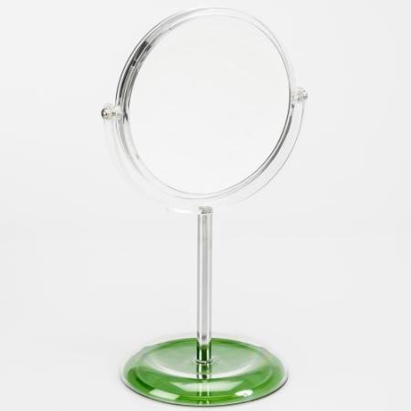 Espejo De Mesa Disco Doble Faz Aumento Baño Morph $ 290.0 - Morph
