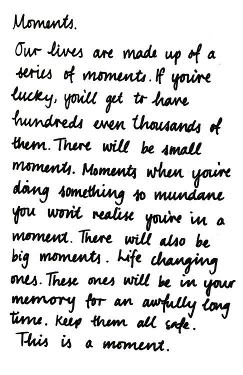 this quote reminds me of the movie Now is good. im nearly in tears just thinking about it.