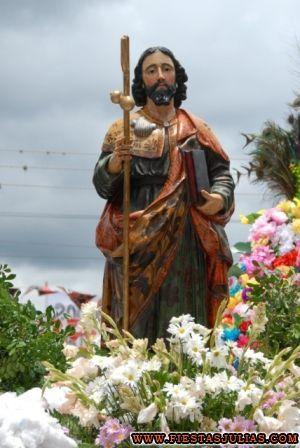 25 de julio DIA DE SANTIAGO APOSTOL