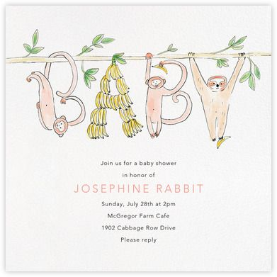 paperless post baby shower invitations forwards baby shower