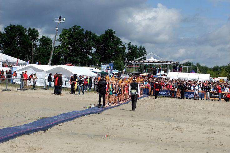 https://flic.kr/p/xbsGCp | Zittauer Gebirge und Olbersdorfer See,Triathlon WM in Zittau 2014 | ITU World Championships 2014 in Zittau in (Sachsen)