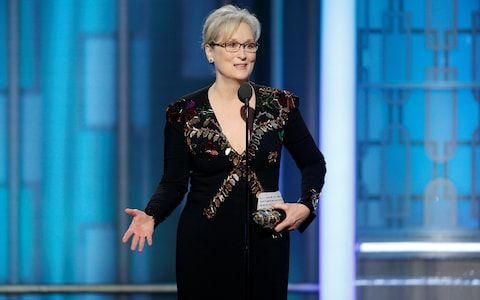 Meryl Streep  - Donald Trump