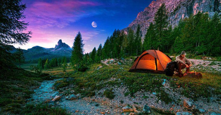 18 DIY Camping Tipps auf die Du selber drauf gekommen wärst