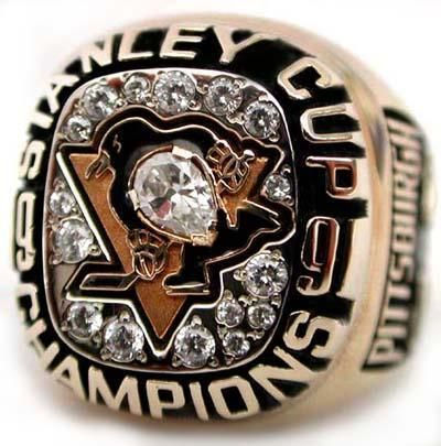1991 Stanley Cup ring