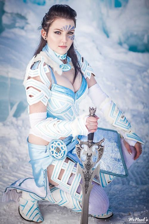 Guild Wars The Norn Cosplay