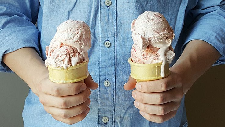 This no-churn strawberry #icecream is sure to become a summertime staple Maria Stordahl Nelson Seattle, Wash. Each spring, without fail, when the longer days creep up and the temperatures begin the…