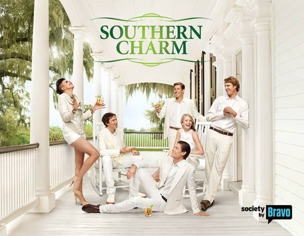Get the bourbon ready...Southern Charm - The hilarious new reality show from Charleston, S.C.