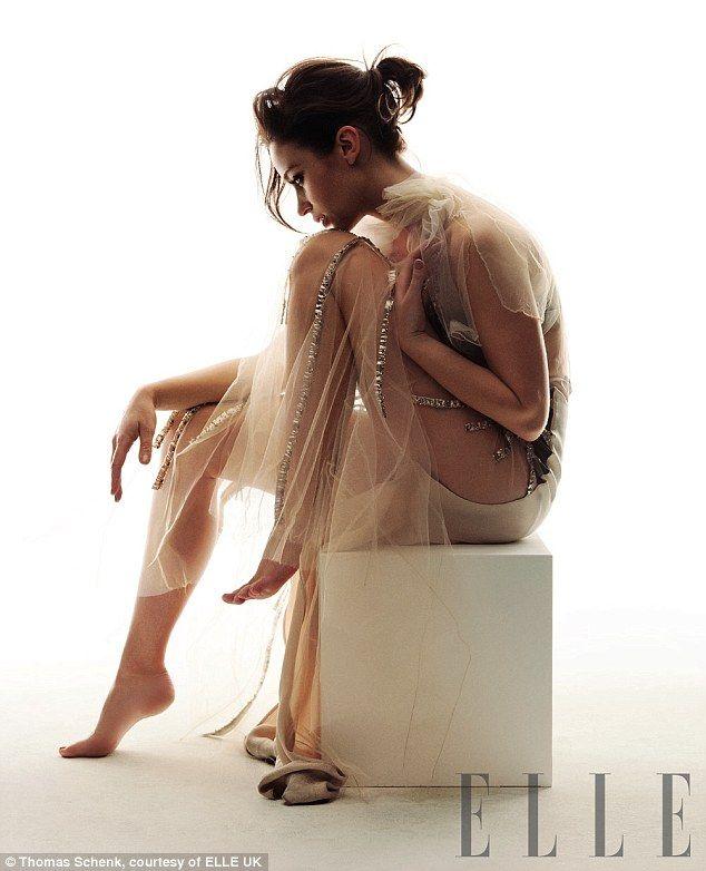 Emily Blunt - ELLE UK April 2012