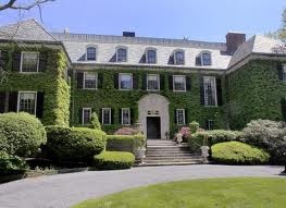 The Oaks, Clarence Barrow Estate