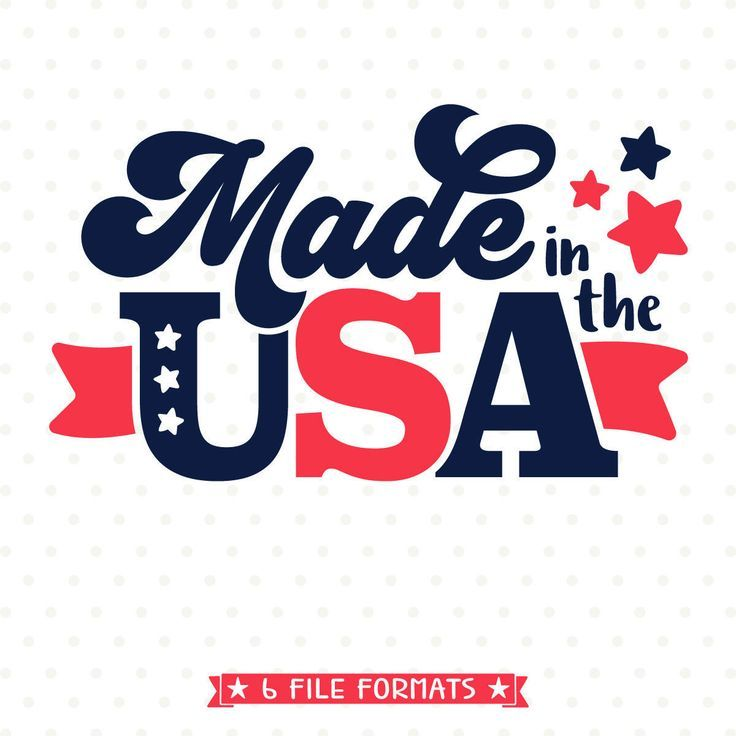 4th Of July Svg Made In The Usa Svg File 4th Of July Shirt Etsy Fourth Of July 4th Of July Handmade Business