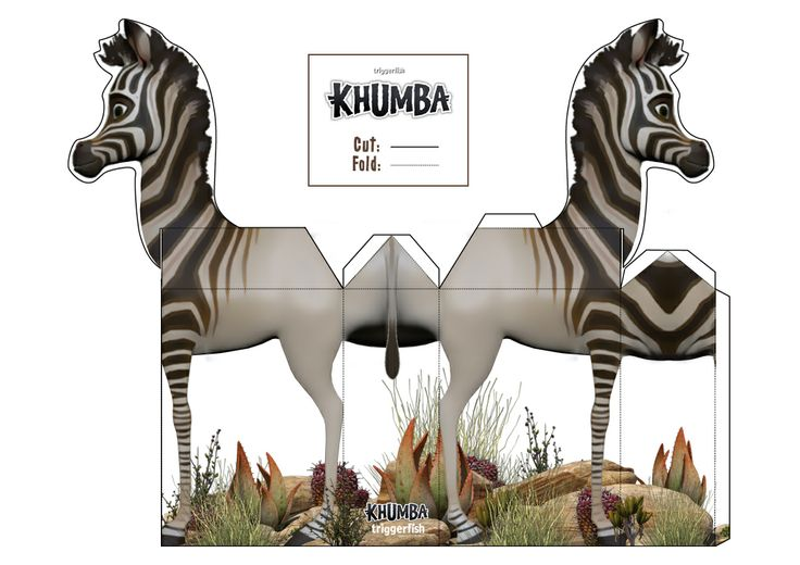 A Khumba Cubee!!  You can join in the fun on line at www.khumbamovie.com  And follow along on Facebook too ;) Send us your fan art to wendy@khumba.com