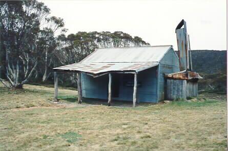Bradley's Hut