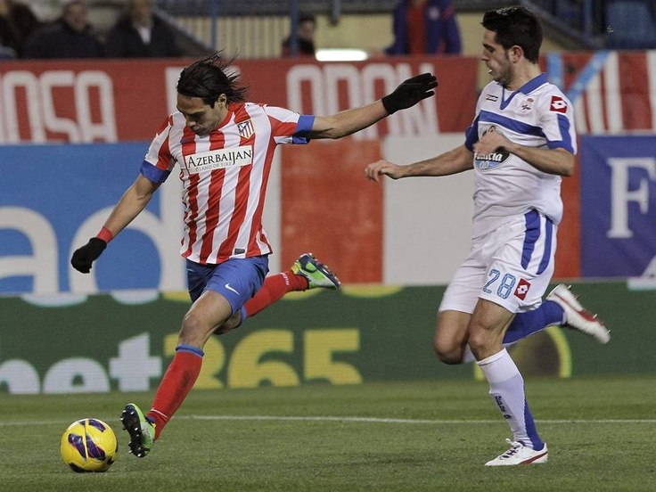 El gran Tigre en el partido de los 5 goles contra Depor la Coruña