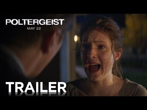 Poltergeist (2015) - Trailer 2 Horror Trailer
