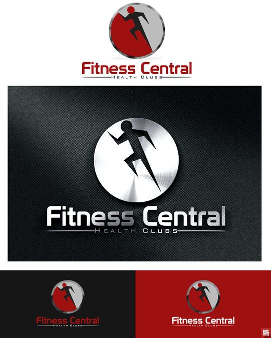 Create a winning logo for a new chain of health and fitness centers by AbDoO7 Designer
