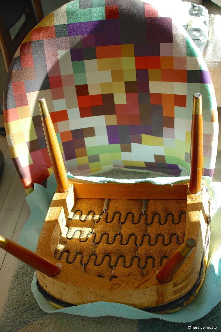 Trekk+om+en+gammel+stol!