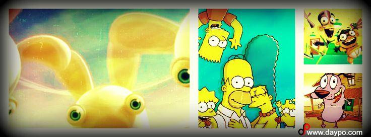 Para los más peques. ¿A ver cuánto sabéis de dibujos animados?..... Yo 12 de 20, y tú?........ http://www.daypo.com/test-adivina-dibujo-animado-4.html
