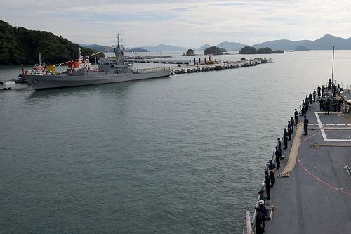USS Curtis Wilbur arrives in Langkawi, Malaysia. - http://malaysiamegatravel.com/uss-curtis-wilbur-arrives-in-langkawi-malaysia/