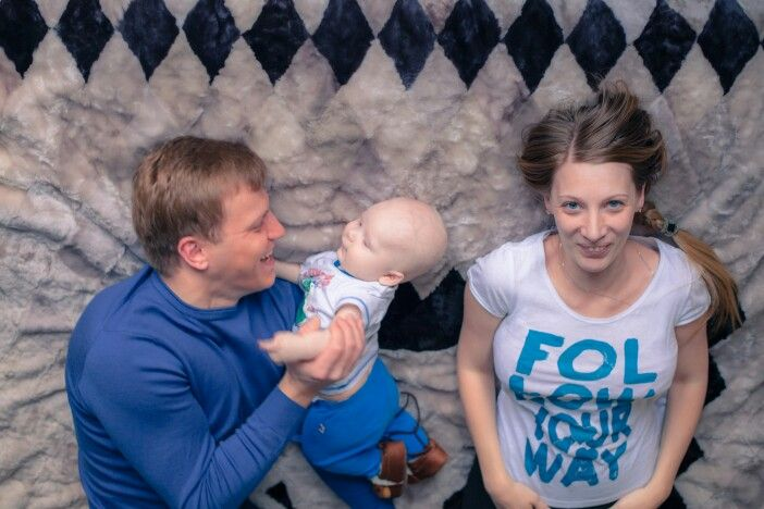 Семейный фотограф - Наташа Толстых