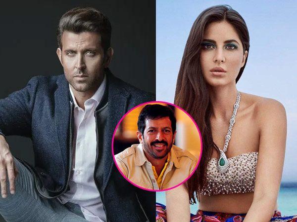 No project with Hrithik Roshan and Katrina Kaif together, confirms Kabir Khan #FansnStars