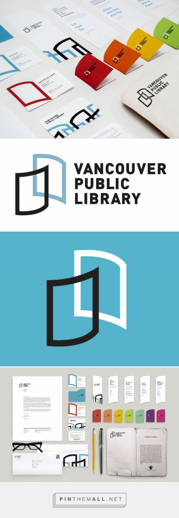 Vancouver public library t furesz illustration design by tina furesz created