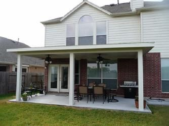 Covered Back Porch Designs | Affordable Shade Patio Covers, Inc.