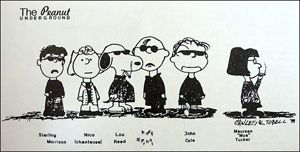 The Peanuts Underground