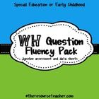 Fluency is defined as accuracy + speed. Fluency is a GREAT way to test for mastery but it is also super easy way to collect data.  This fluency pac...