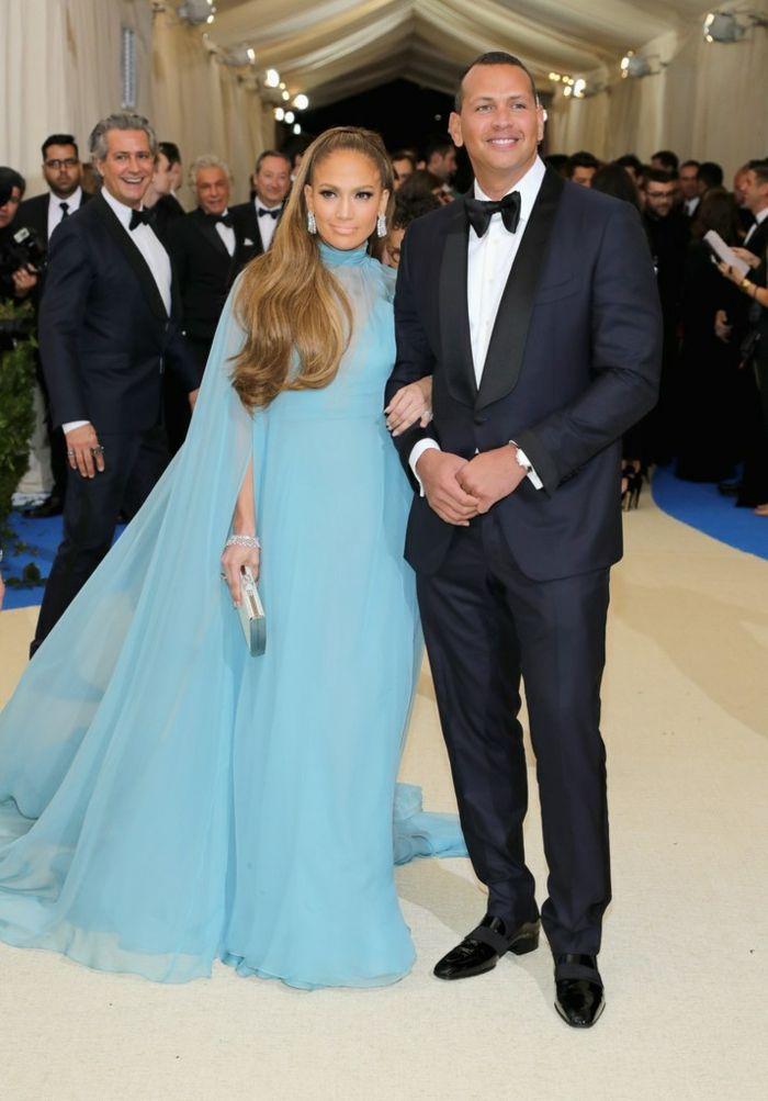 couple de stars nouvelle, Jennifer Lopez en couple avec l'ex joueur au baseball Alex Rodriguez