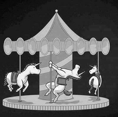 dança do varão no carrocel