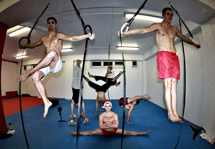 Our Workout/Trick party at NWNS Academy. Check out the video here: http://www.youtube.com/watch?v=86a8gt9hz8A