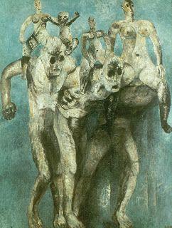 HISTORIA DE LA PLÁSTICA: FRITS VAN DEN BERGHE (1883-1939) / DEJEN QUE SALGA...
