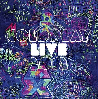 Coldplay - Live 2012 CD+DVDCD    Coldplay är ett av världens största band och deras konserter är alltid slutsålda. På Coldplay Live 2012 får vi på CD & DVD ta del av deras turné Mylo Xyloto som setts av mer än tre miljoner människor sedan den startade i juni 2011.