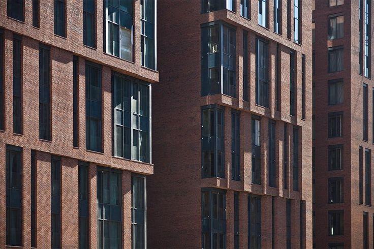 Жилой комплекс «Садовые кварталы», 1 очередь (1 квартал сдан, 4 квартал в процессе сдачи) : Sergey Skuratov Architects