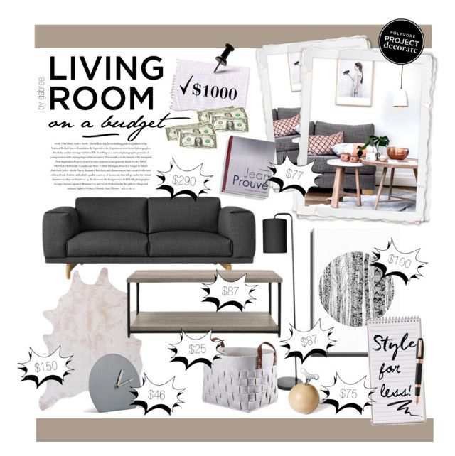 Living room under 1000 by gabree liked on polyvore for Living room under 1000
