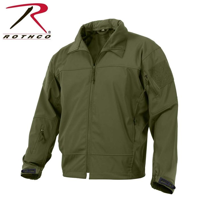 Rothco Covert Ops Lt Weight Soft Shell Jacket => Want to know more, visit the site now : Hiking packs